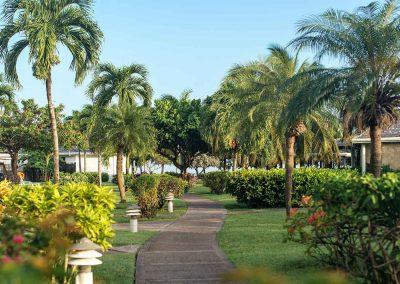 Coyaba Hotel Walkway