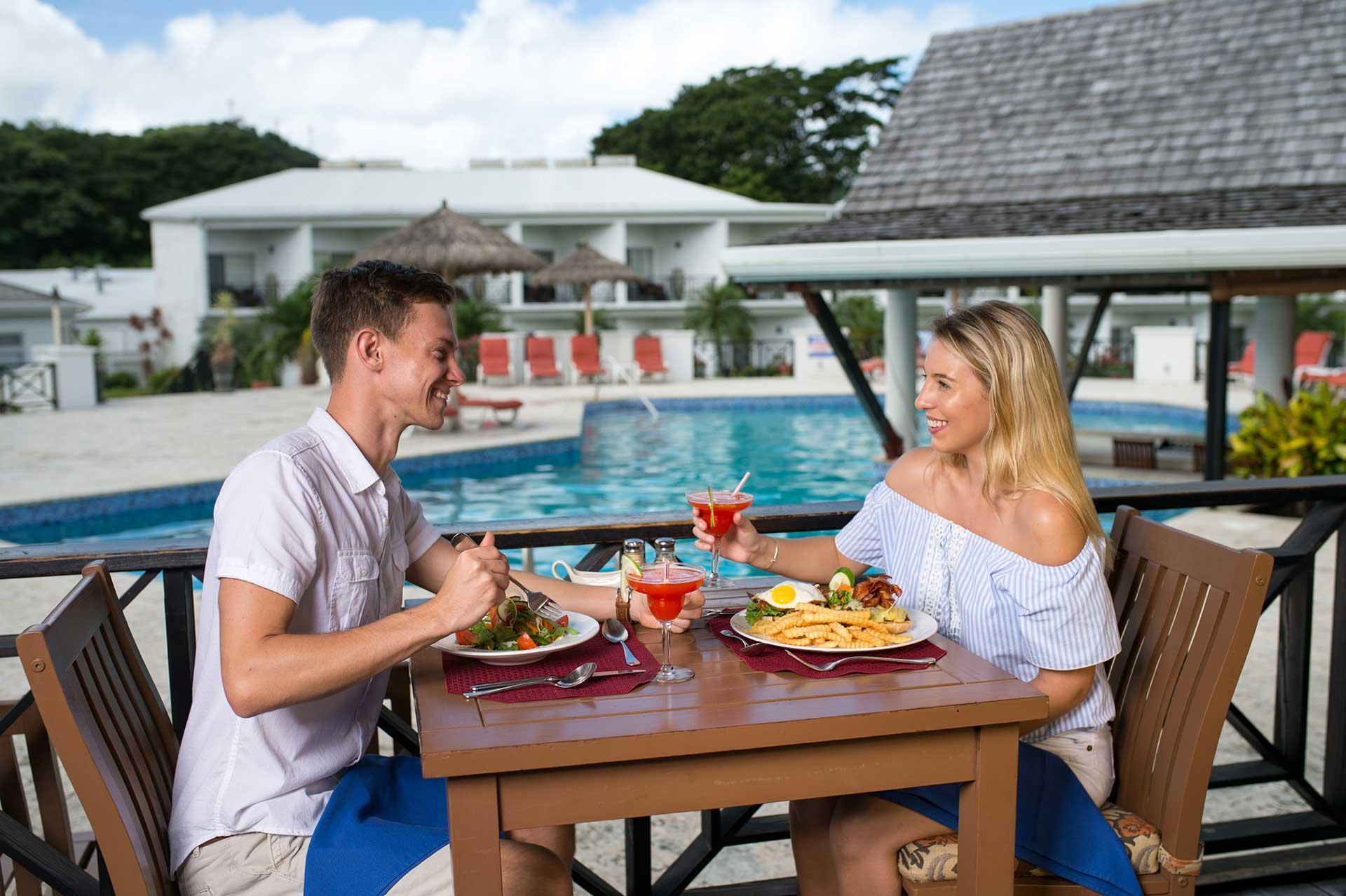 Carbet Poolside Restaurant