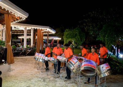 Coyaba New Dimension Steel Band