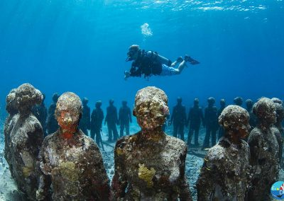 Underwater Sculpture